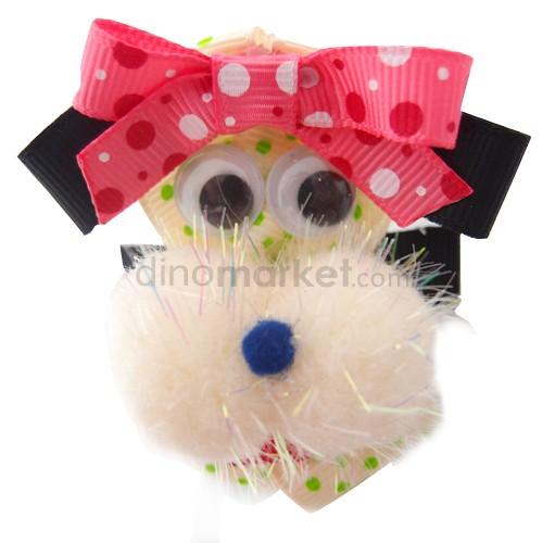 Callista Jepit Rambut - Doggy Bowties