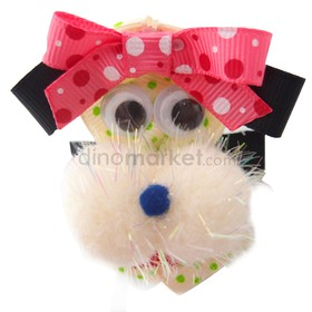 Callista Jepit Rambut - Dog