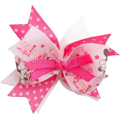 Callista Jepit Rambut - Minnie Flower Girl