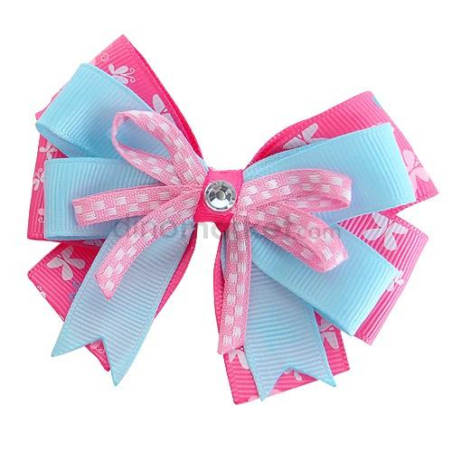 Callista Jepit Rambut - Pinky Butterfly