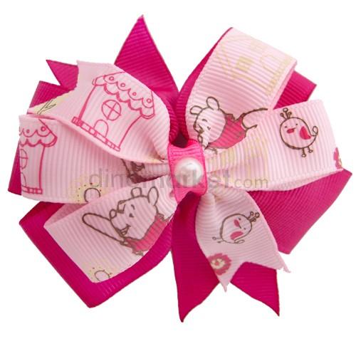 Callista Jepit Rambut - Pink Winnie Lovely