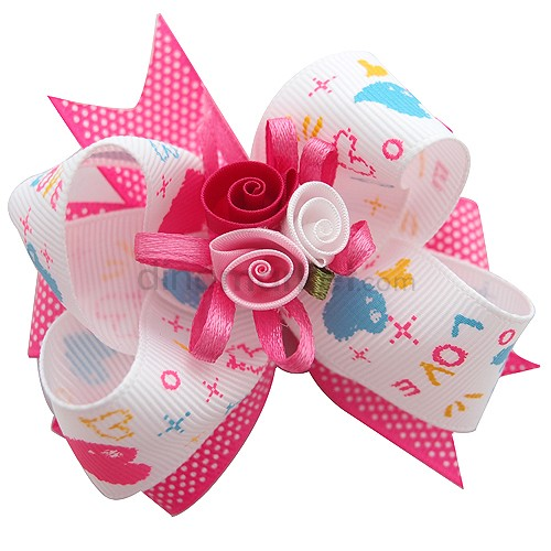 Callista Jepit Rambut - Pink Love