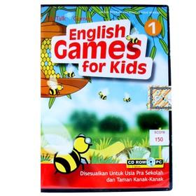 CD Edukasi Edutalk - Englis