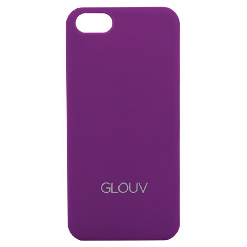 Glouv Case Snap for iPhone 5 - Purple