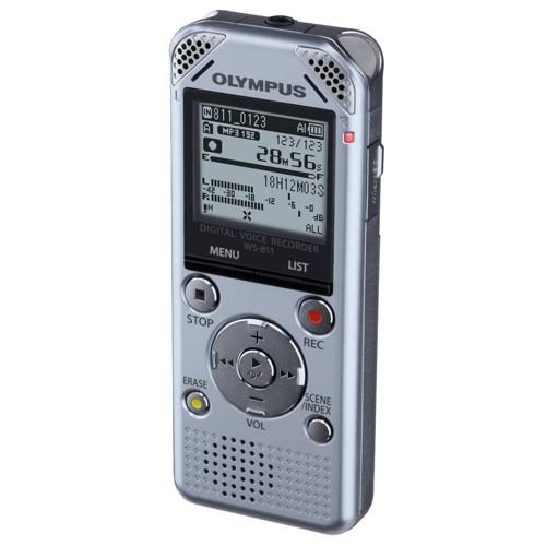 Olympus Voice Recorder WS-811 E1 - Silver