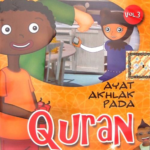 Dedi Gunawan: Training Menanamkan Ahlak Melalui Quran Pada