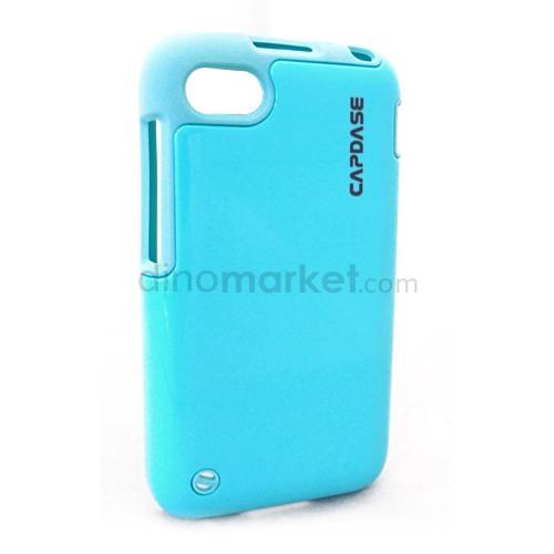 Capdase Case Polimor for BlackBerry Q5 - Ice Blue