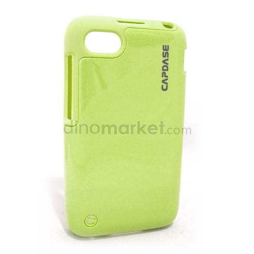 Capdase Case Polimor for BlackBerry Q5 - Green