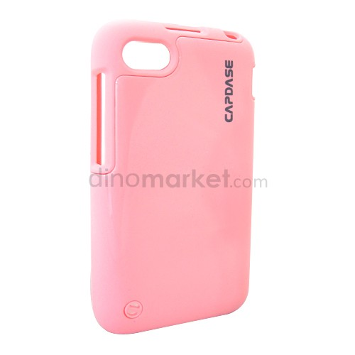 Capdase Case Polimor for BlackBerry Q5 - Candy Pink