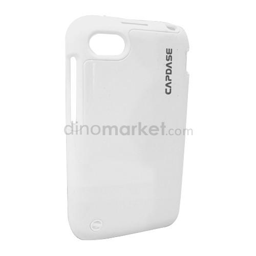 Capdase Case Polimor for BlackBerry Q5 - White