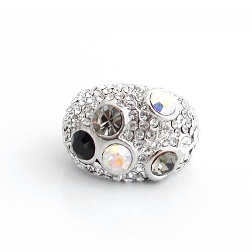 Cincin Jorya 800239 - Silver