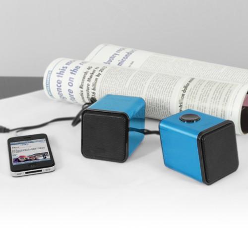 Divoom Speaker Iris 02 - Blue