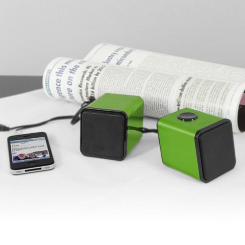 Divoom Speaker Iris 02 - Green