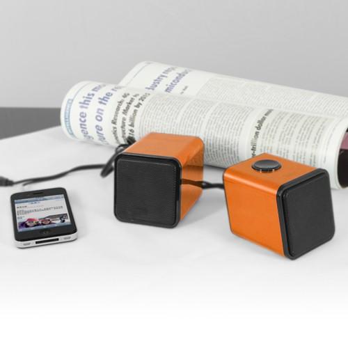 Divoom Speaker Iris 02 - Orange