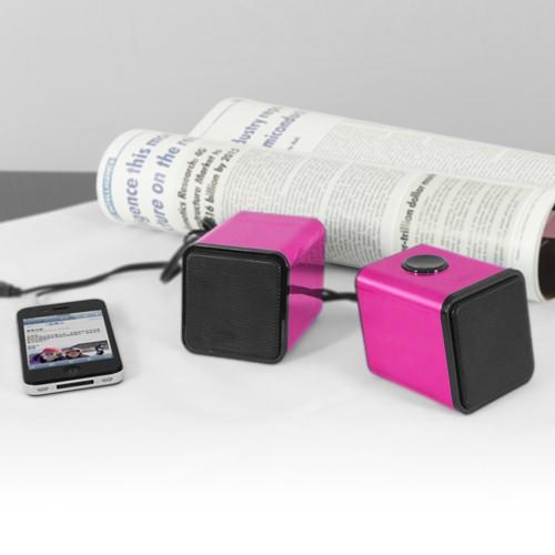 Divoom Speaker Iris 02 - Pink
