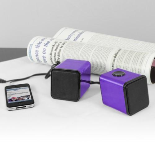 Divoom Speaker Iris 02 - Purple