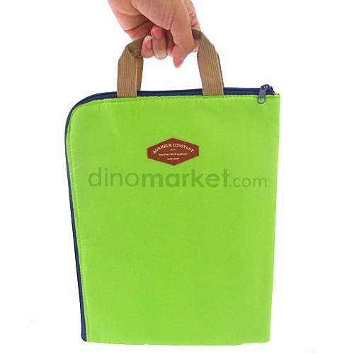 Tas Laptop Bonheur Constant - Green