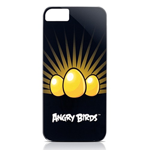 Gear4 Case Angry Birds Classic for iPhone 5/5s - Golden Eggs