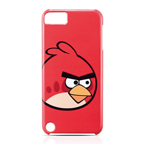 Gear4 Case Angry Birds Classic for iPod Touch 5 - Red Bird