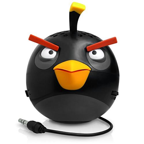 Gear4 Speaker Mini Classic Angry Birds - Black Bird