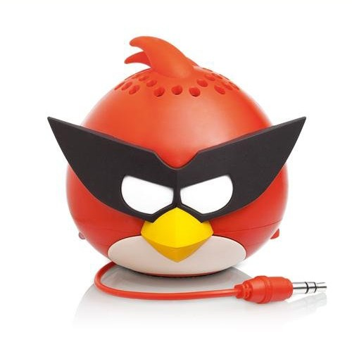Gear4 Speaker Mini Space Angry Birds - Red Bird
