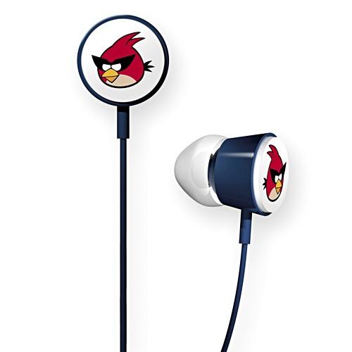 Gear4 In-ear Headphone Tweeters Angry Birds - Red Space Bird