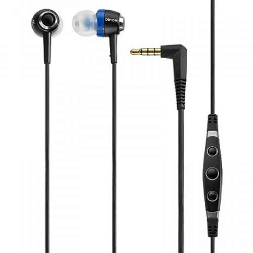 Denon In-Ear Headphone AHC100BUEM - Blue