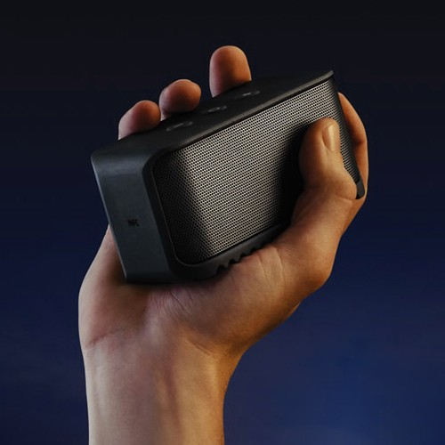 Jabra Portable Speaker Wireless Solemate Mini - Black