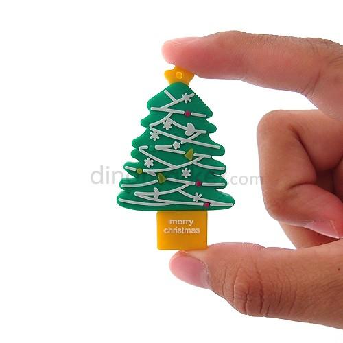 Flash Drive 8 GB Christmas - Christmas Tree