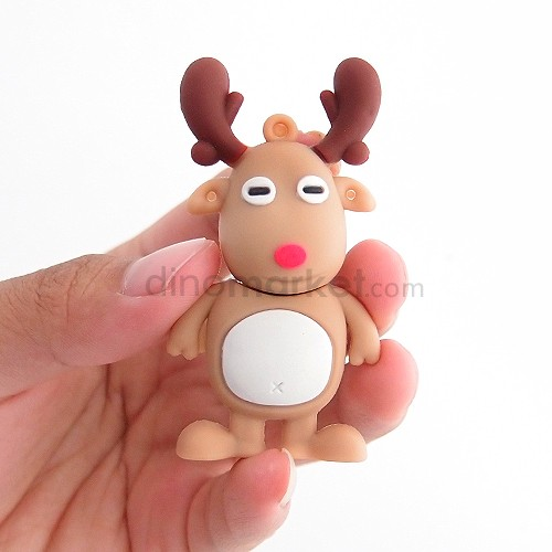 Flash Drive 8 GB Christmas - Rudolf