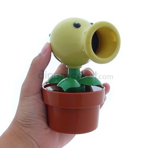 Speaker Portabel Mono Peashooter Plants vs Zombies Edition