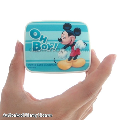 Power Bank Disney Original Mickey Mouse - 6000 mAh