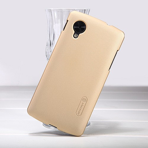 Nillkin Frosted Hardcase for LG Nexus 5 - Gold