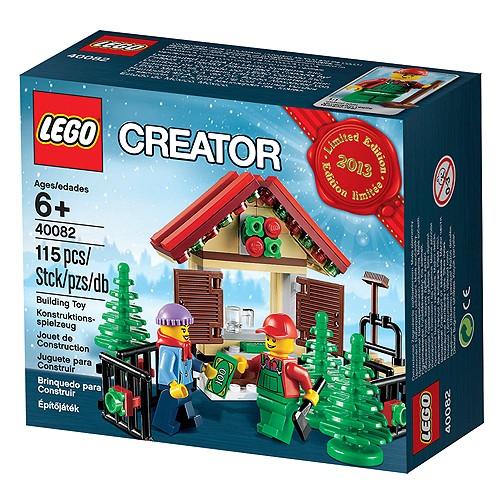 Lego Holiday Set 2013 1 Of 2 40082
