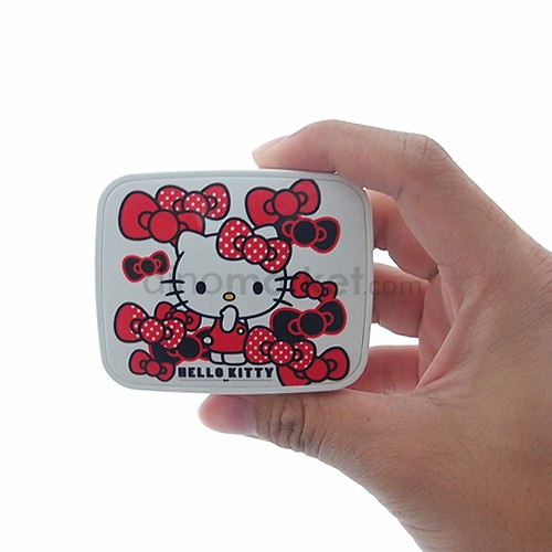 harga Power Bank Hello Kitty 6000mAh - White Dinomarket.com