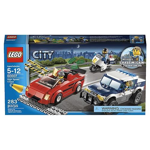 Lego Police Chase 60007