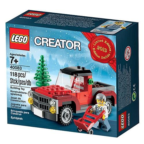 Lego Holiday Set 2013 2 Of 2 40083