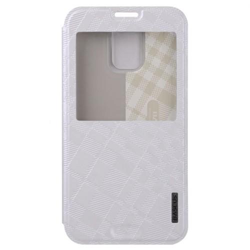 Baseus Brocade Case for  Samsung Galaxy S5 - White