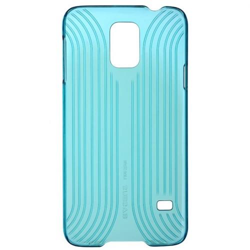 Baseus Line Style Case for Samsung Galaxy S5 - Cyan