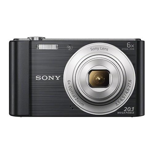 Sony Camera Digital - DSC-W810/BC E32 - Black