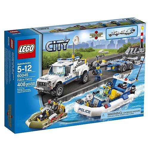 Lego Police Patrol 60045