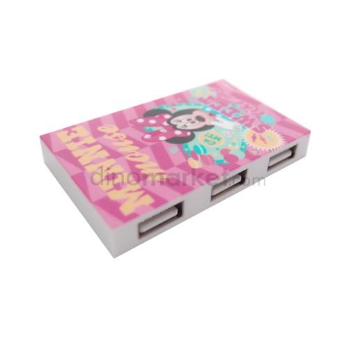 Disney USB Hub 3 Port - Minnie Sweet