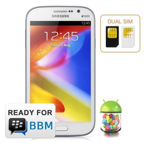 Samsung Galaxy Grand - White