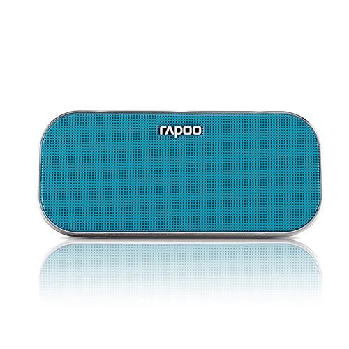Rapoo Bluetooth Speaker Portable NFC A500 - Blue
