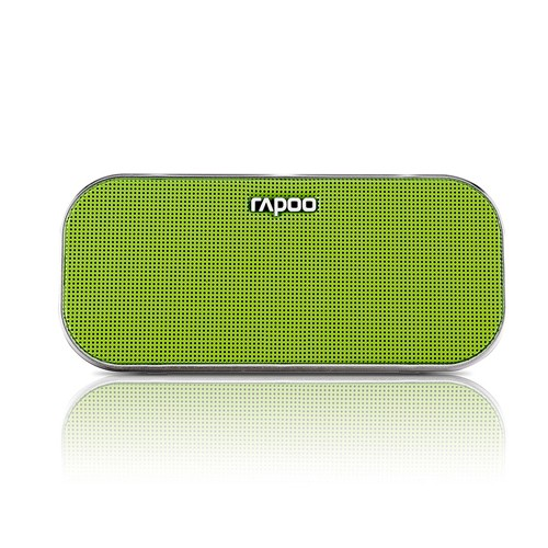 Rapoo Bluetooth Speaker Portable NFC A500 - Green
