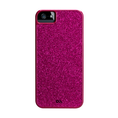 Case-Mate Case Glam for iPhone 5/5S- Pink