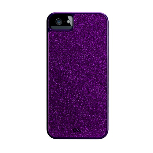 Case-Mate Case Glam for iPhone 5/5S - Violet Purple