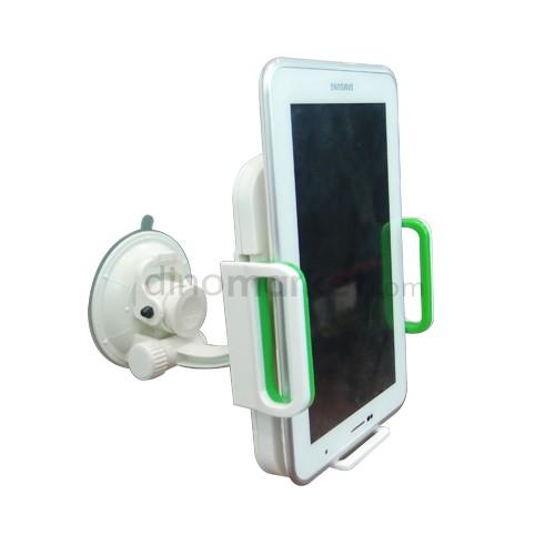 Penyangga Gadget Universal Touch Go for Tablet White Green