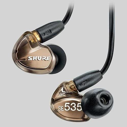 Shure In-Ear Headphone SE535 - Bronze Metalic