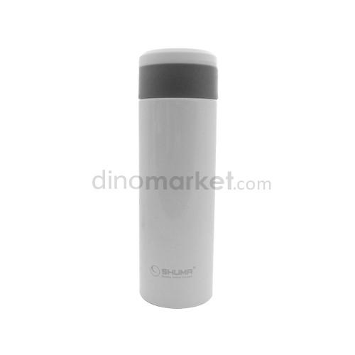 Shuma Botol Tumbler S/S Vacuum 350ML SHW0350T - White